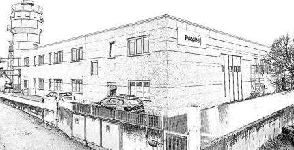 Pasini entra nell'industria 4.0: inaugurato il nuovo stabilimento monoblocchi